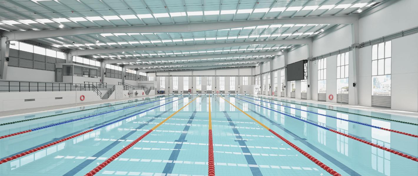 Aquatics Centre 01