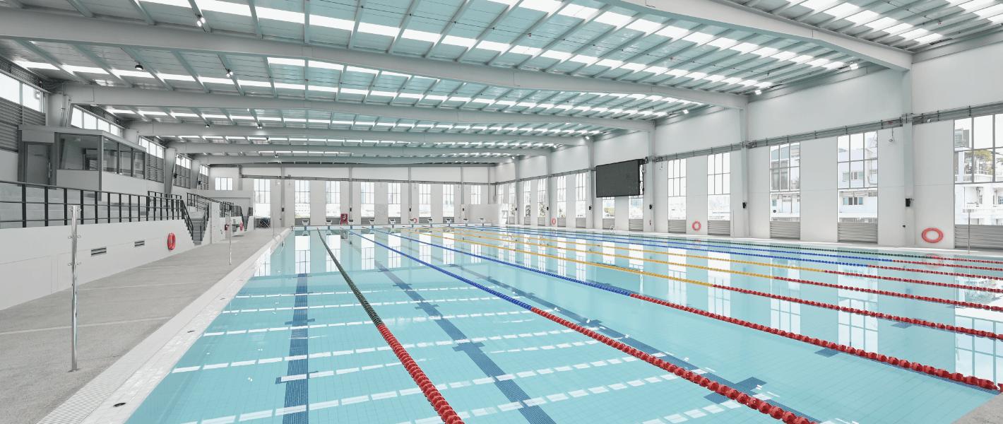 Aquatics Centre 02