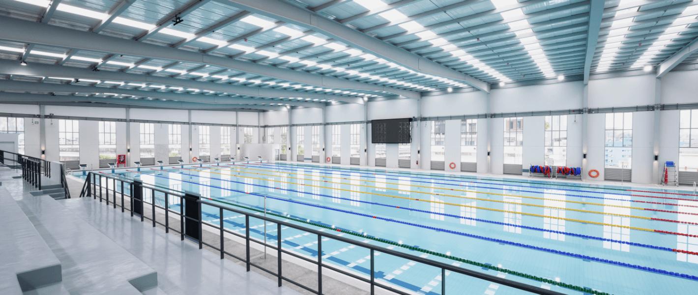 Aquatics Centre 05
