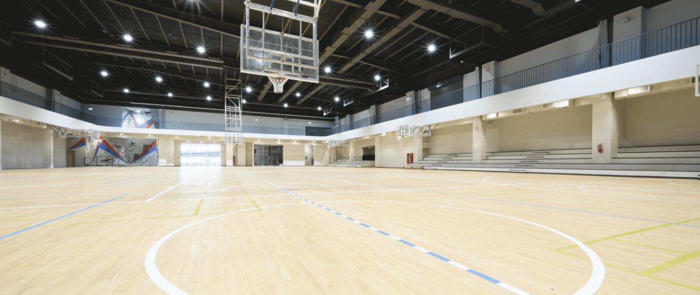 Sports Centre 01