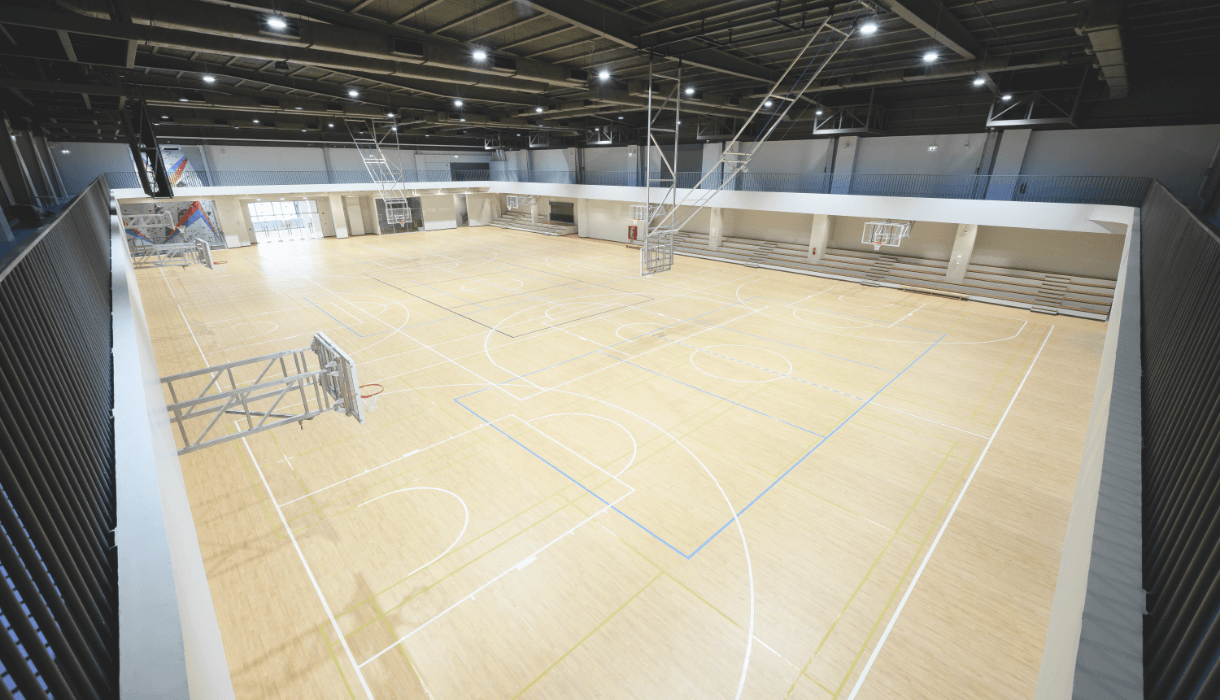 Sports Centre 02