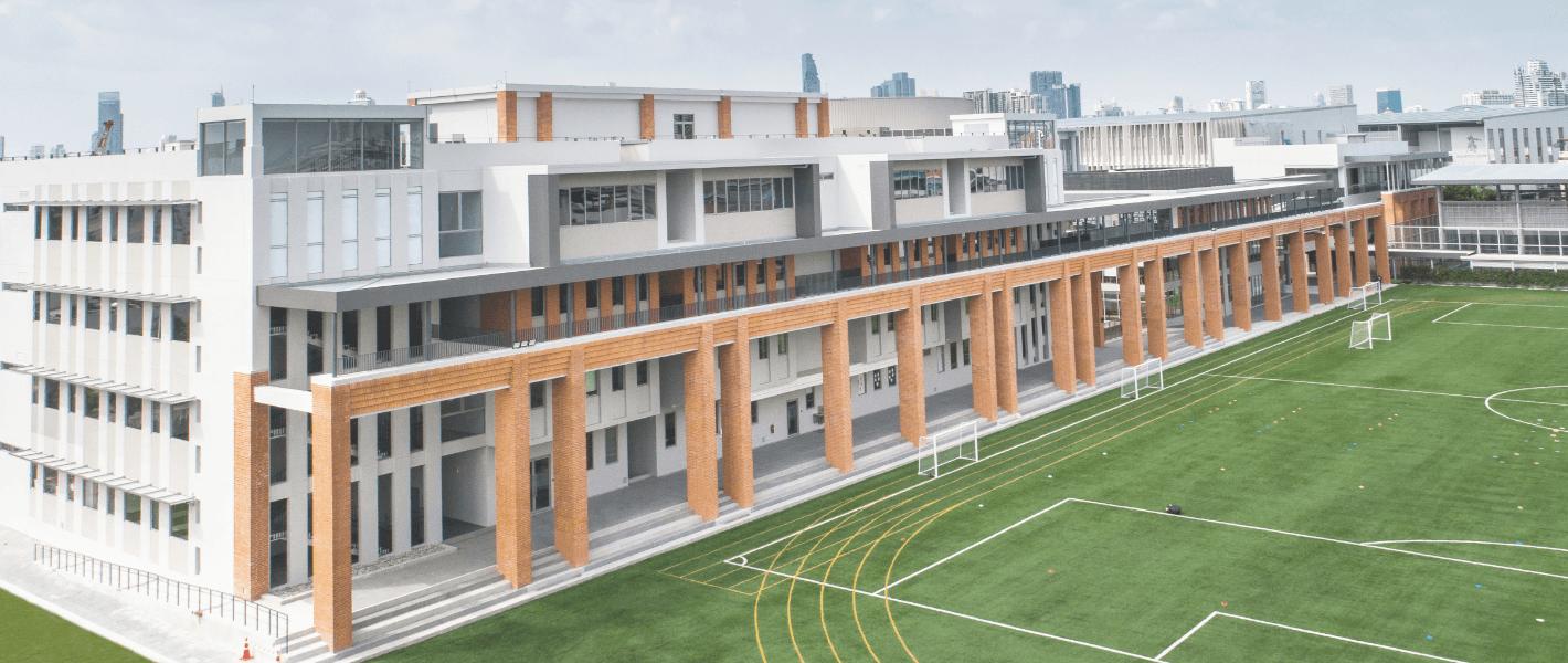 Bangkok and Wimbledon Academic Block 01