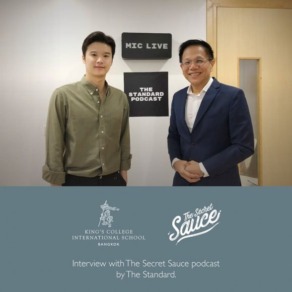 The Secret Sauce podcast