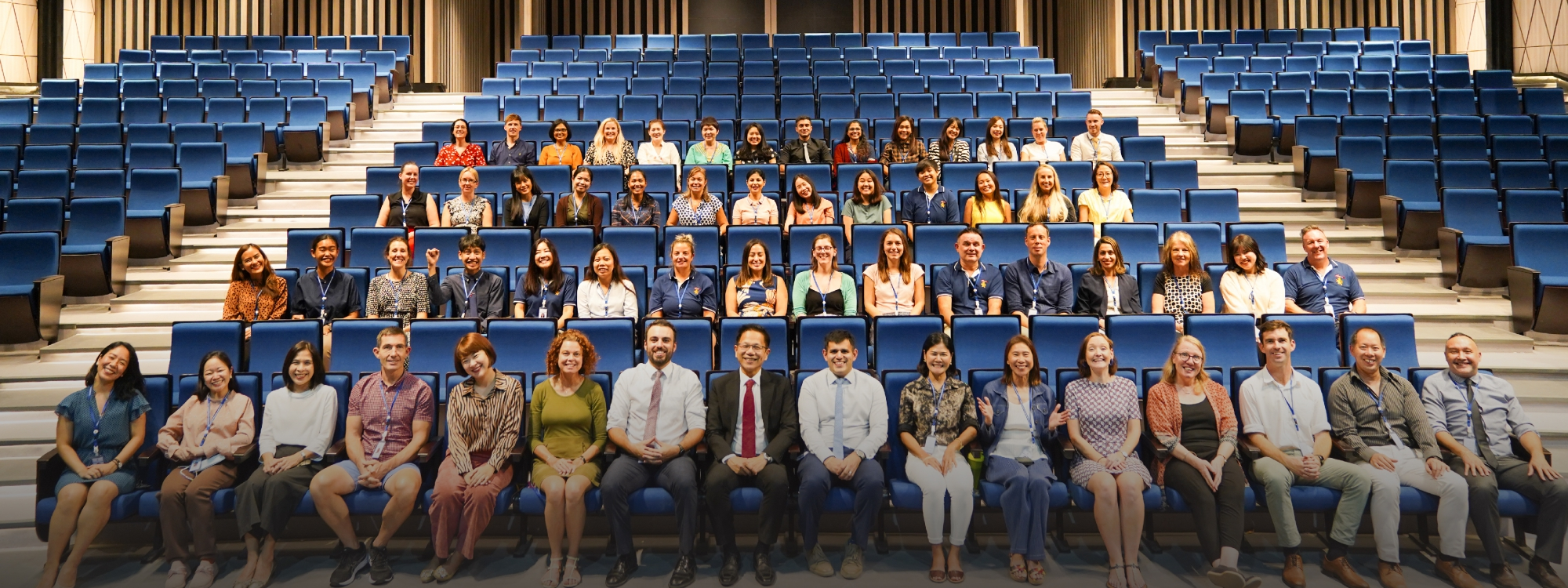 Countdown to the first term and first year at King's Bangkok