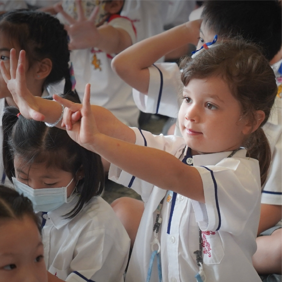 King's Bangkok nurtures a love of Maths in all students