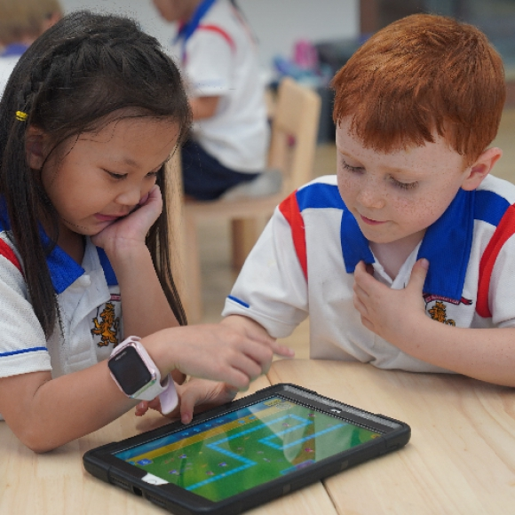An education for the future at King's Bangkok