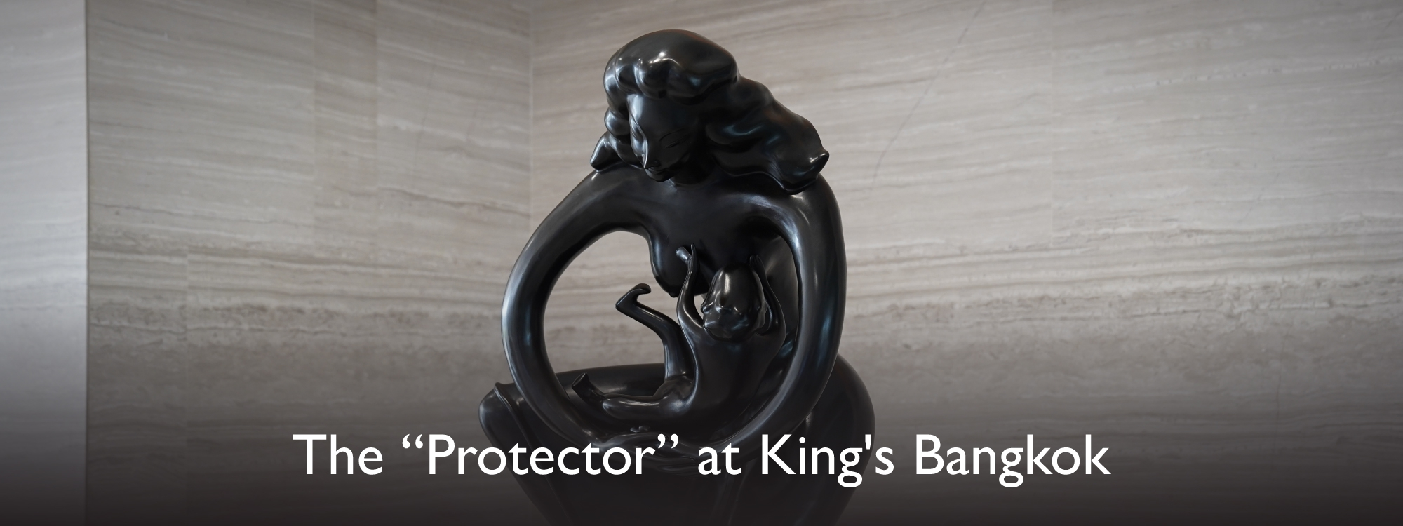 "The ""Protector"" at King's Bangkok"