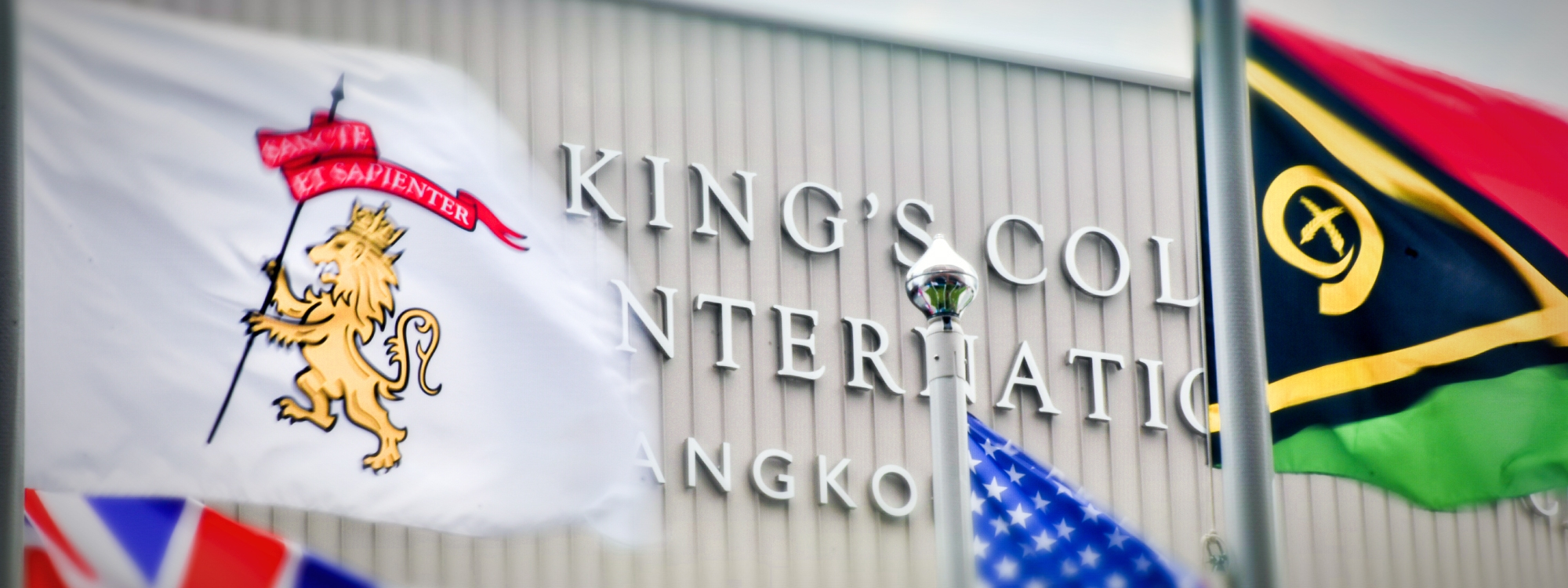 Global education at King's Bangkok