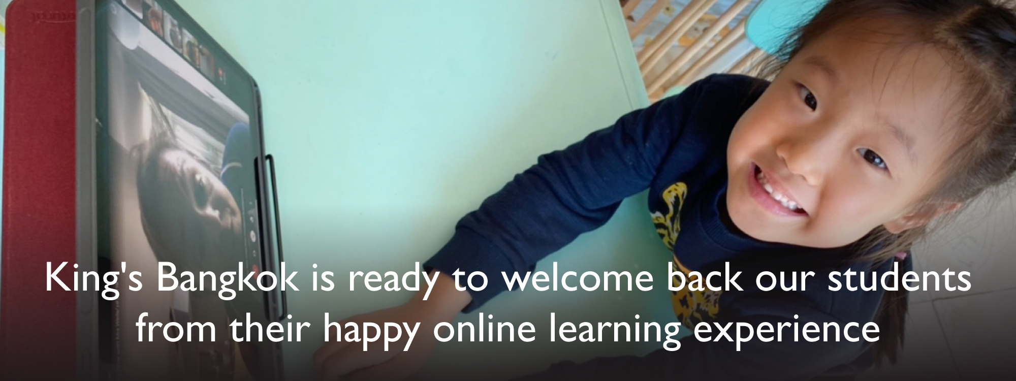 Happy online learning experience