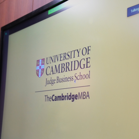 Cambridge MBA x King's Bangkok in the Global Consulting Project