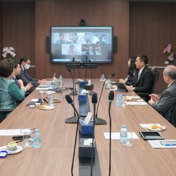 The Board of Governors at King's Bangkok