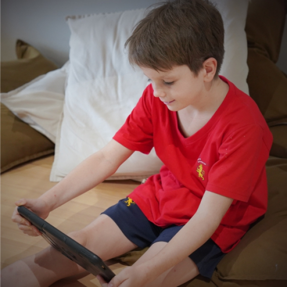 How has an online uniform benefited our students' learning experiences?